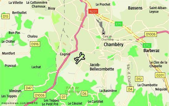 Le meurtre aurait eu lieu dans le quartier du Biollay, dans la nuit du 13 au 14 octobre 2019 à Chambéry.