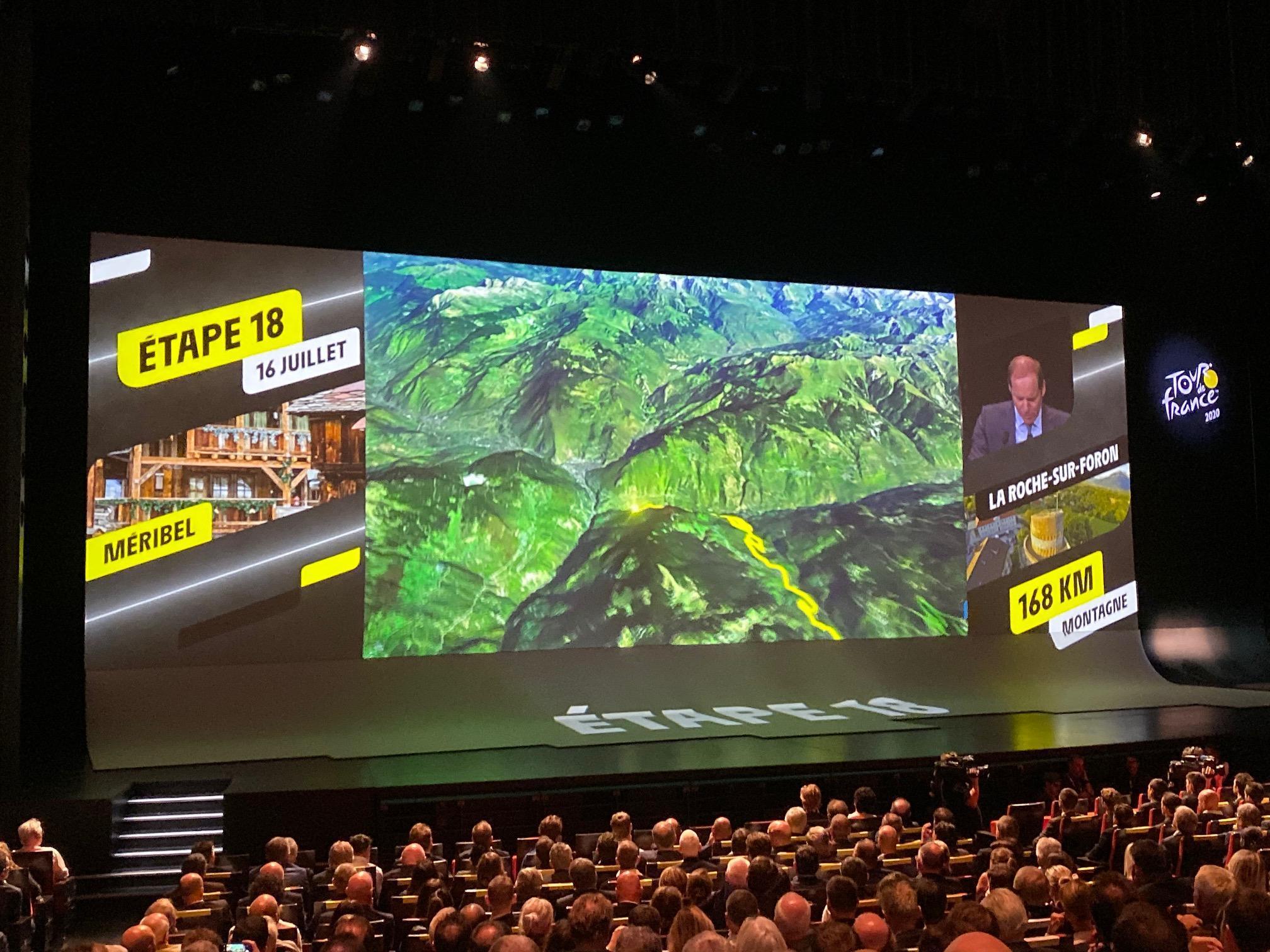 (VIDEO) La Roche-sur-Foron : découvrez où passera l'étape du Tour de France