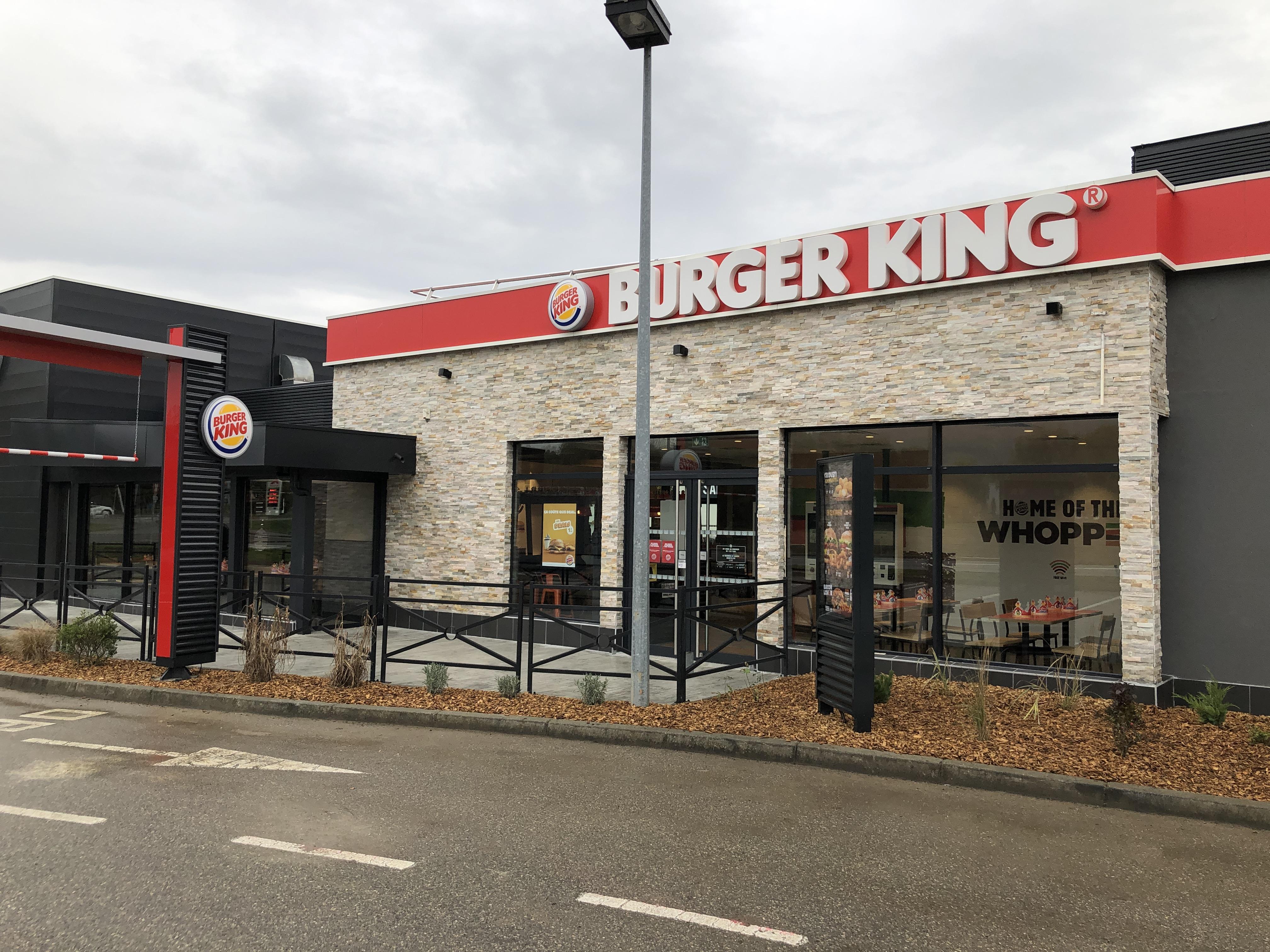 Le restaurant ouvre ses portes le 31 octobre 2019.