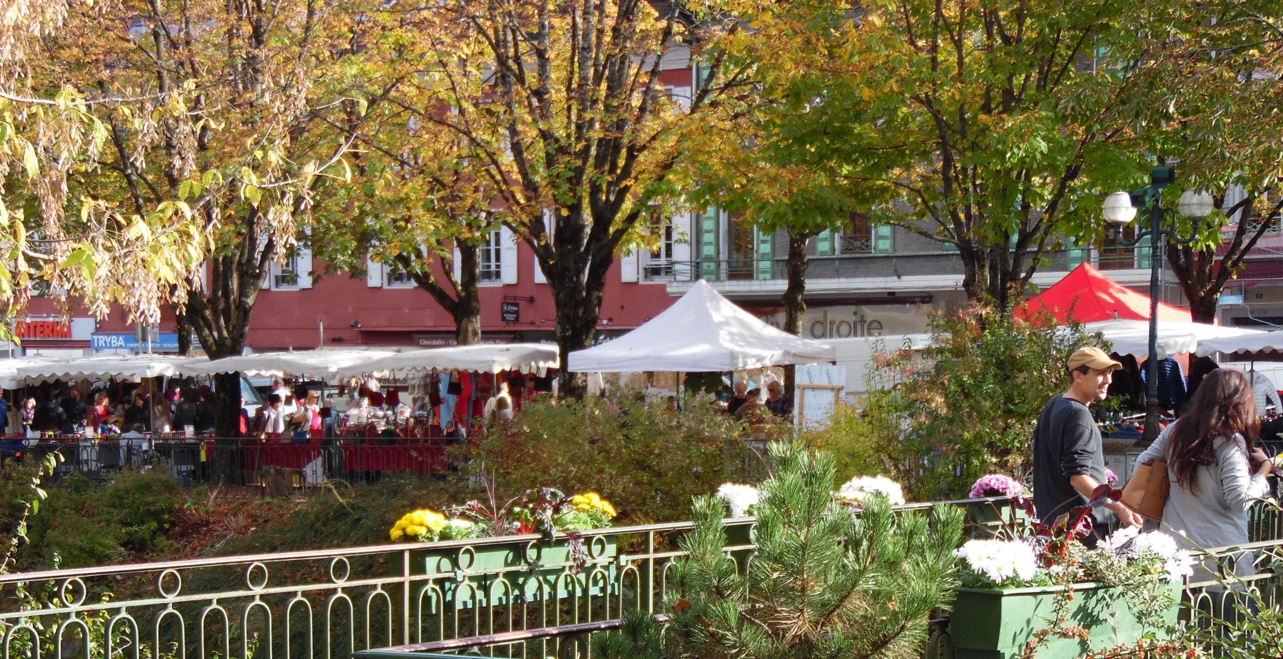 (PHOTOS) La Foire froide de Sallanches, l'événement incontournable de l'automne