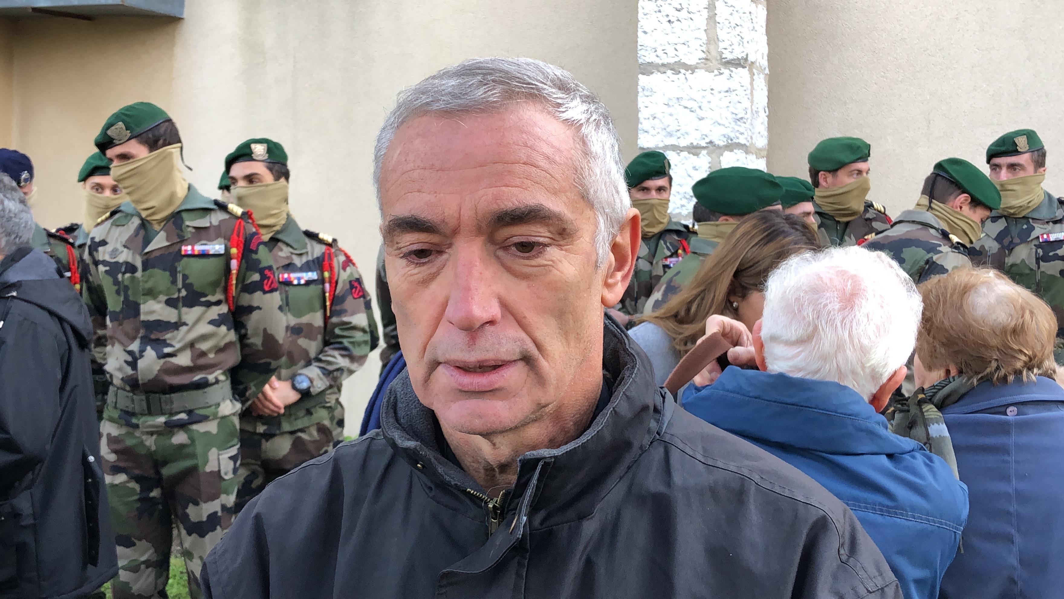 (PHOTOS & VIDEO) La stèle en mémoire d'Alain Bertoncello dévoilée à Montagny-les-Lanches