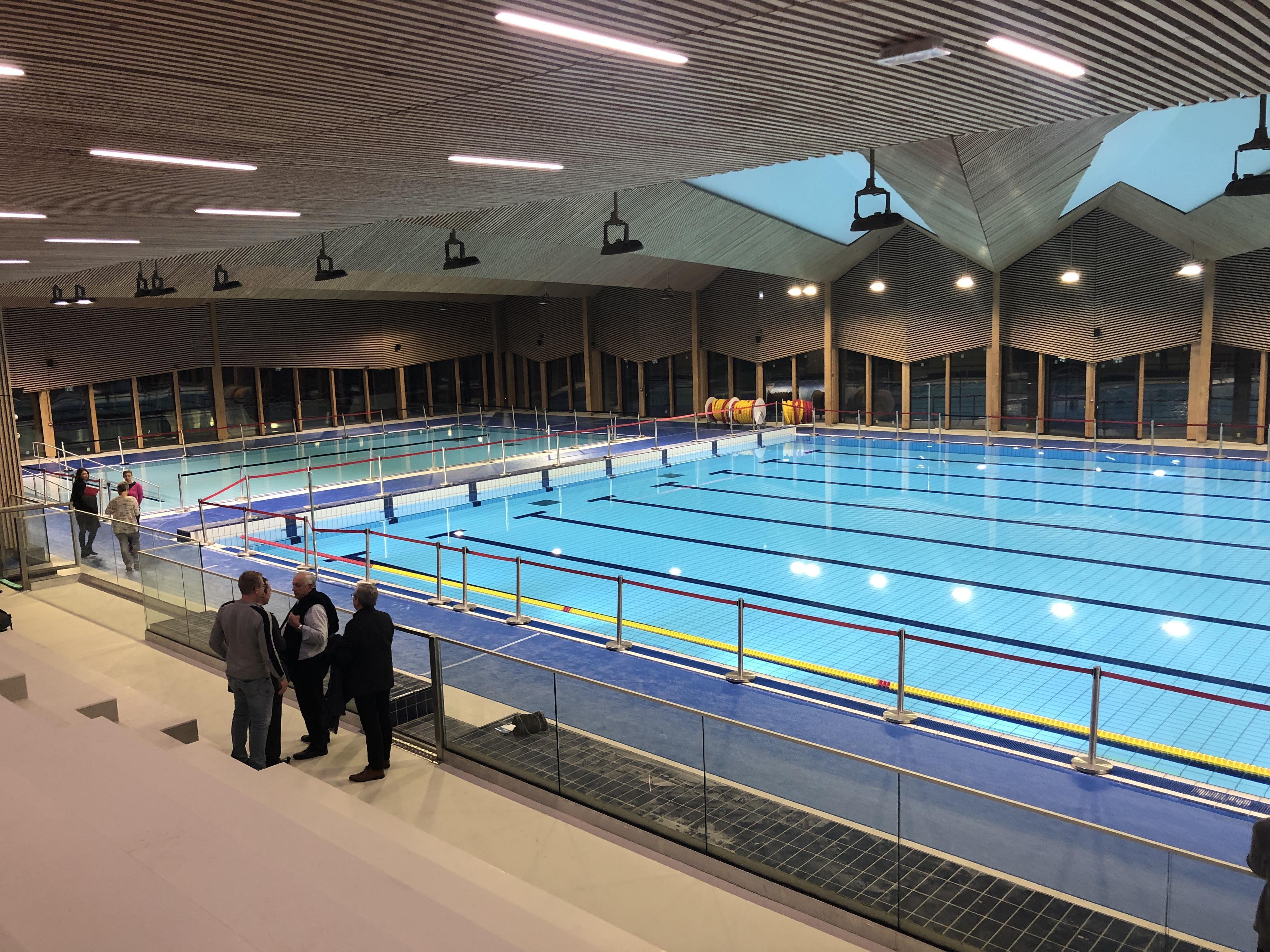 Piscine A Moins De 100 Euros photos) chambéry: découvrez la nouvelle piscine avant de