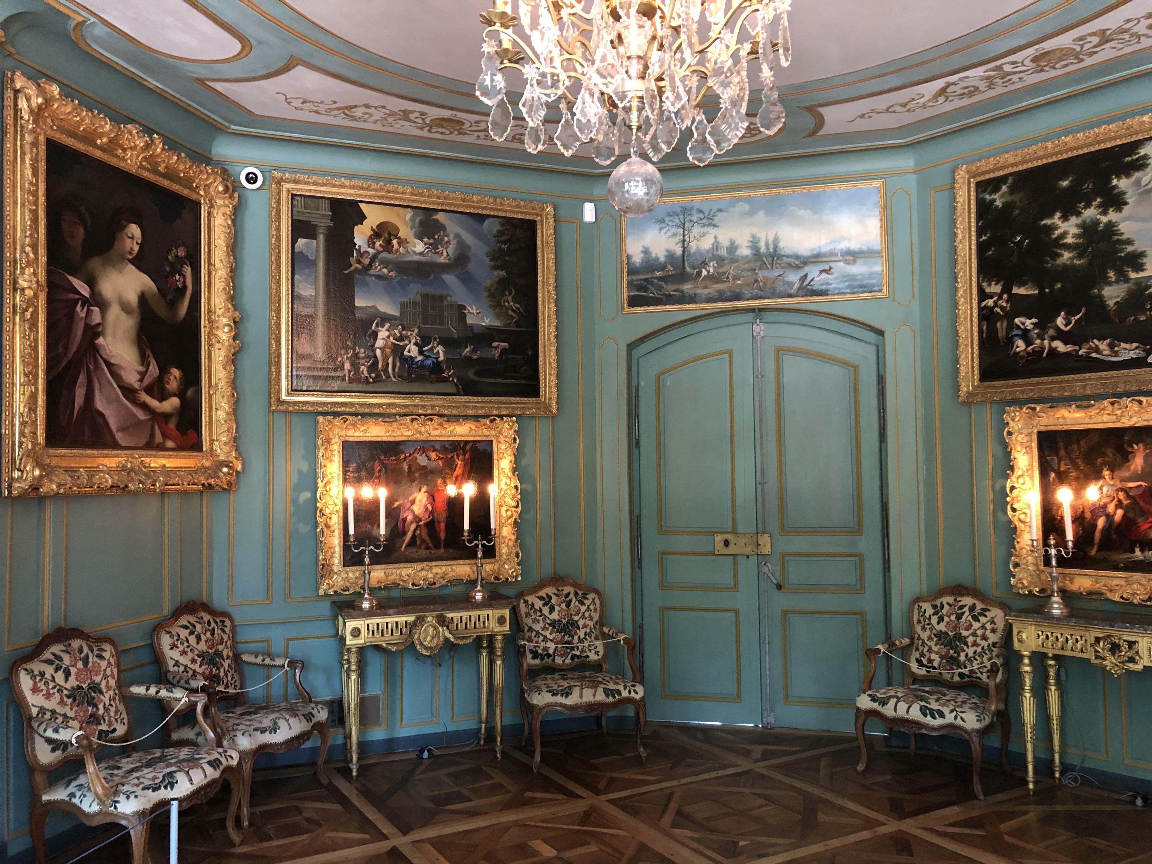 Château de Voltaire: la mémoire des Lumières toujours présente