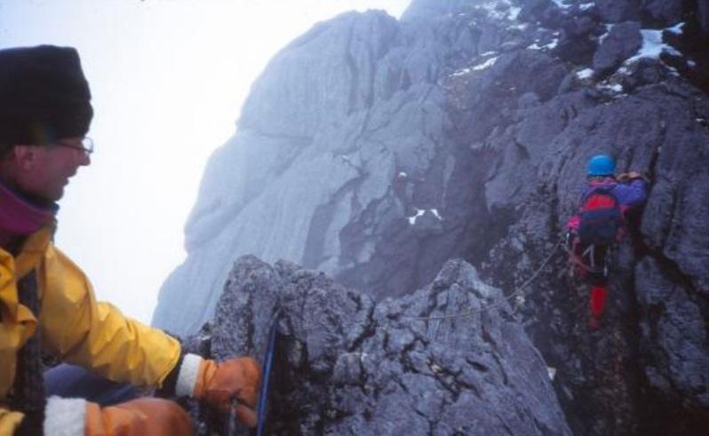Les Houches : Florent Guillarme, à la conquête des plus hauts sommets du monde