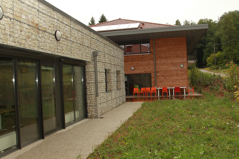 De nouveaux bâtiments pour les travailleurs de la Ferme de Chosal à Cruseilles.