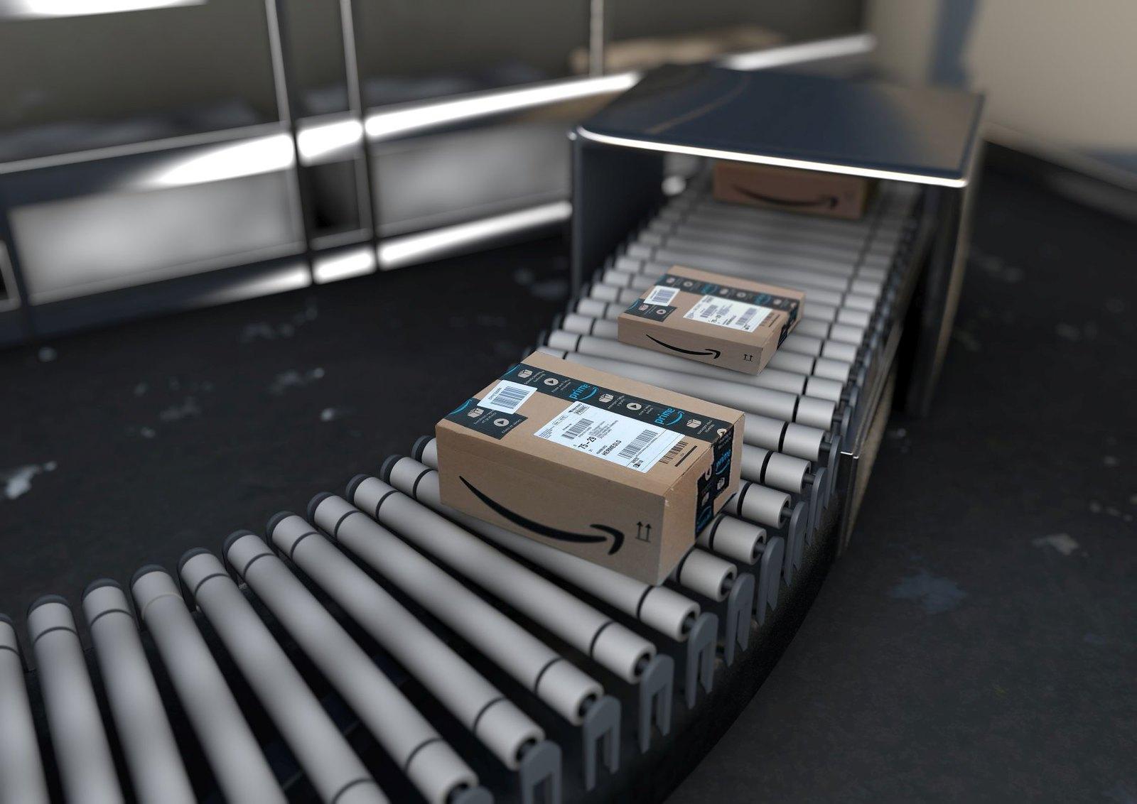 La plateforme logistique d'Annecy - Seynod pourra traiter à terme plusieurs dizaines de milliers de colis.