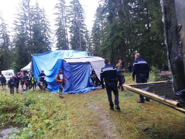 Crest-Voland: les gendarmes mettent fin à une rave-party