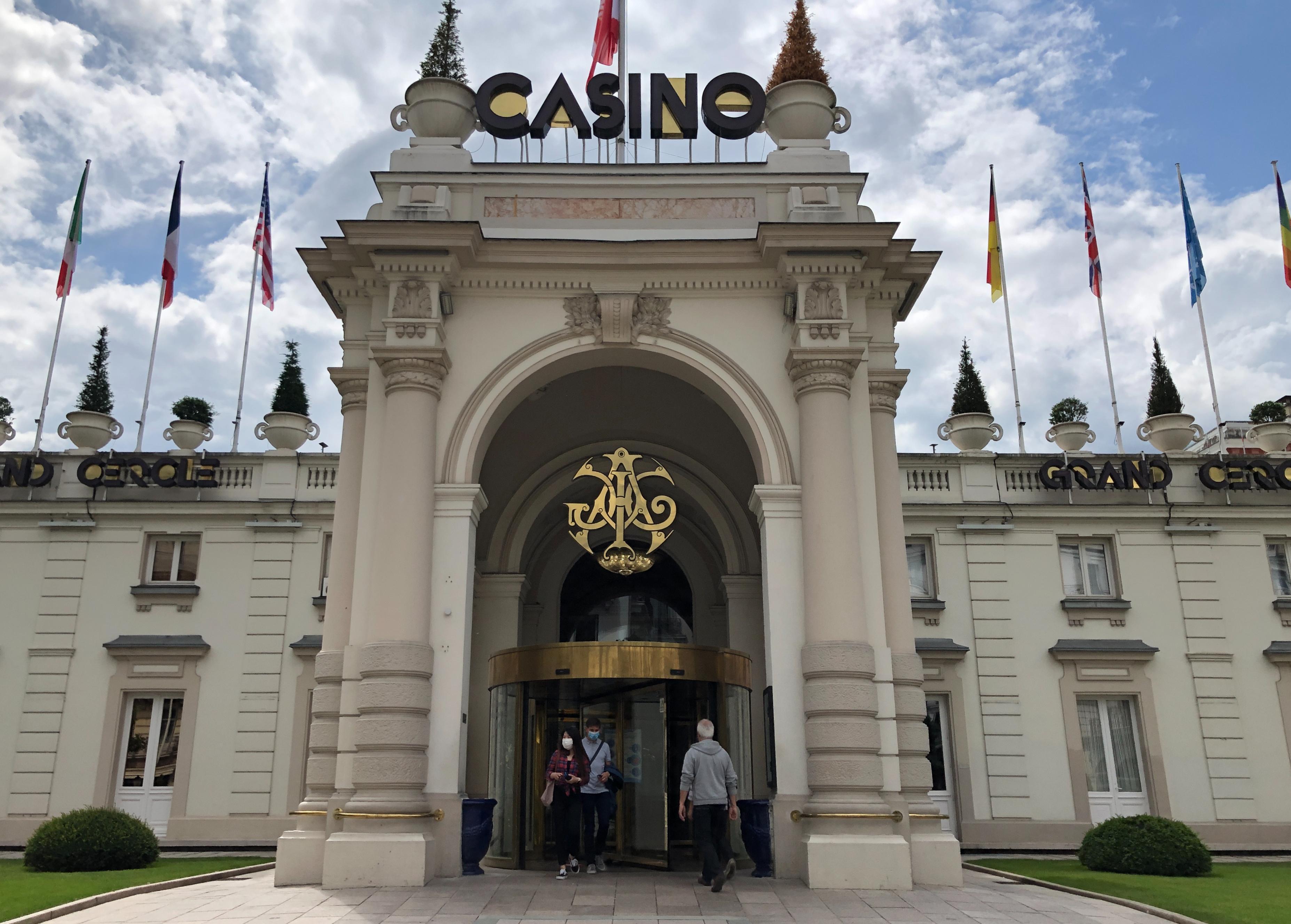 Les casinos et salles de jeux resteront fermés y compris la journée