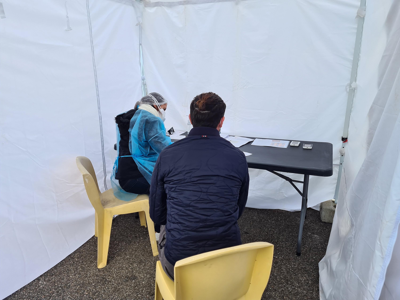 Aix-les-Bains: une association d'infirmières se mobilise pour tester les habitants