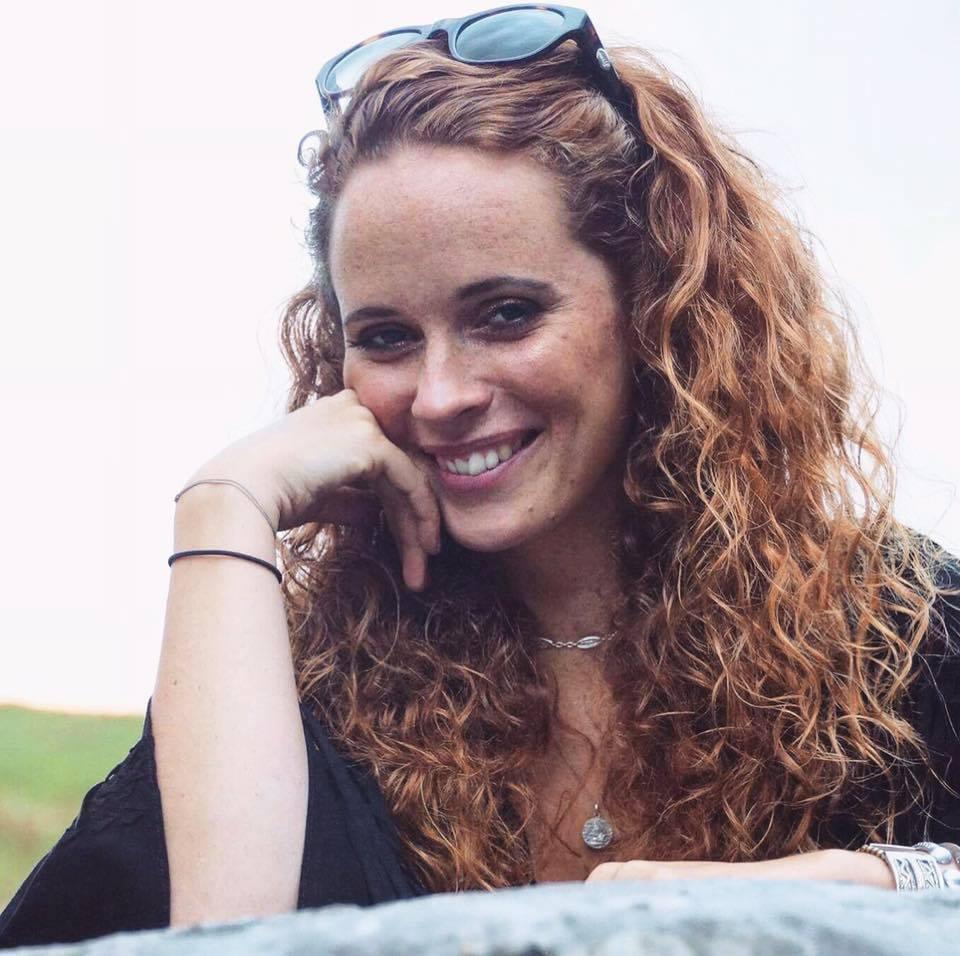 Laura Lardeux, réalisatrice du documentaire originaire de La Clusaz.