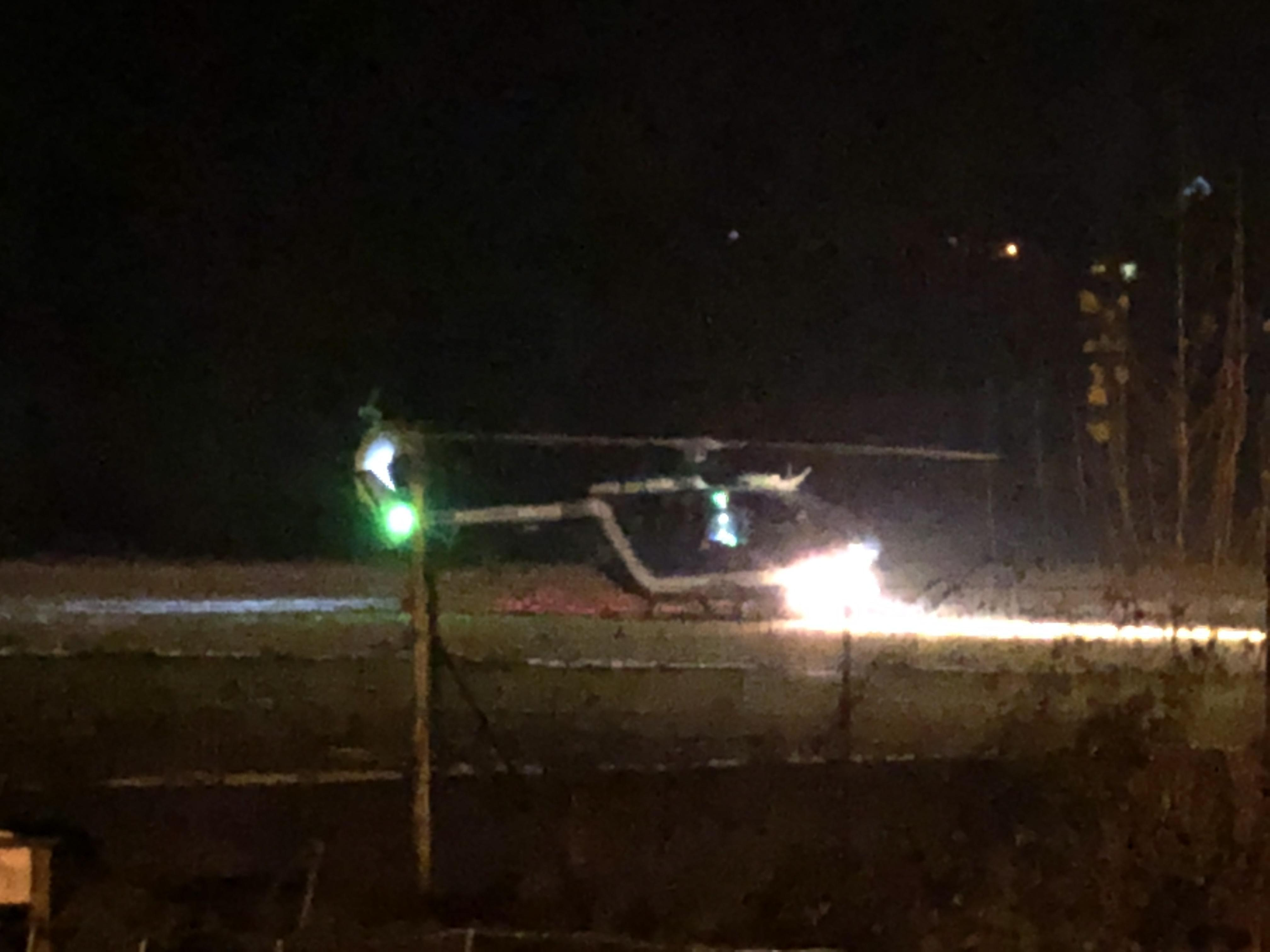 Crash d'hélicoptère de Bonvillard: un contact a été établi avec un des occupants de l'appareil
