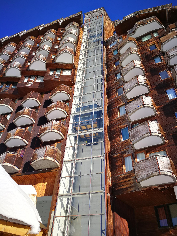 Des rénovations conséquentes ont été effectuées sur quatre ascenseurs de la station d'Avoriaz.